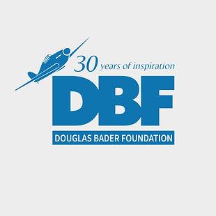 Douglas Barder Foundation Grey Backgroun