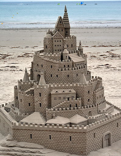 Annual Sandcastle Contest!