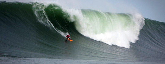 Nelscott Reef Big Wave Surfing Pro-Am Event