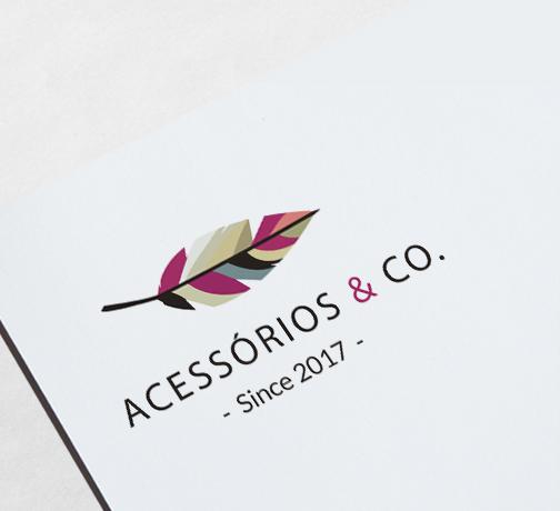 Logo ACESSORIOS&CO