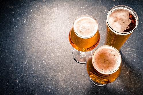 Bierbegleitung passend zu den Menüs von Arvid