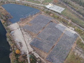 "Fox Metro Solar Farm ""Energized"" and Fully Operational"