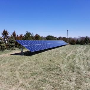 David City, Nebraska Solar Installation GRNE Solar