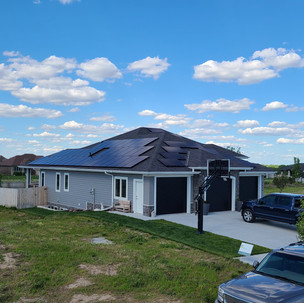 Lincoln, Nebraska Solar Installation GRNE Solar
