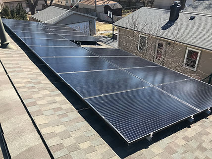 GRNE Solar - Pitched Roof - Solar - Inst
