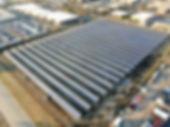 GRNE Solar Ground Mount Installation