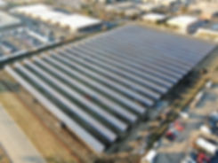 GRNE Solar Installation, Commercial