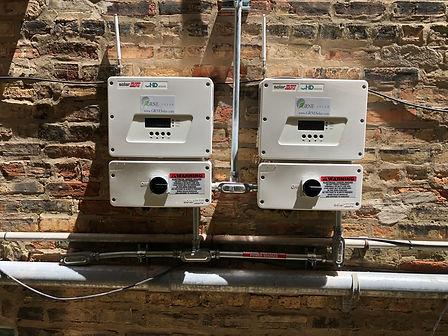 GRNE Solar - Inverter - Solar - Installa