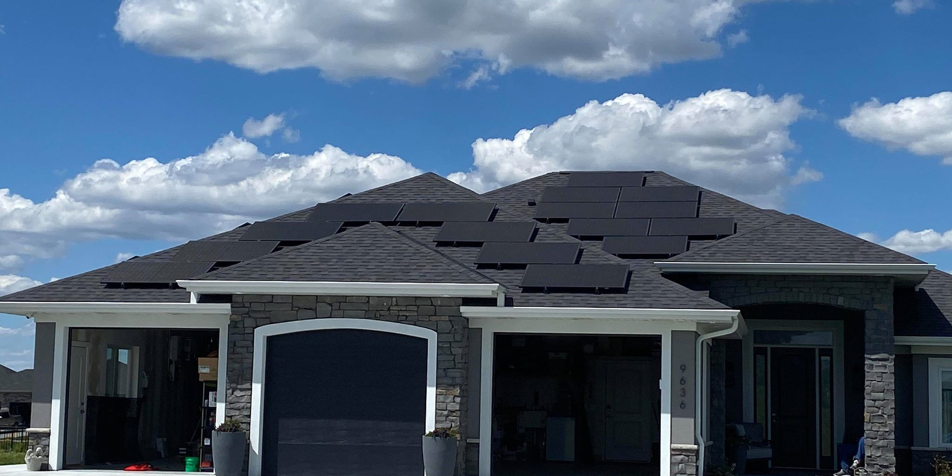Residential Pitched Roof