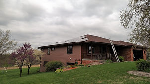 GRNE Solar - Nebraska - Pitched Roof - S