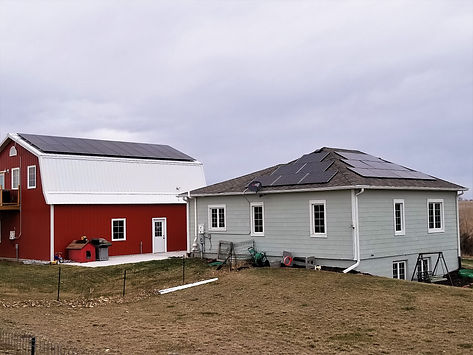 GRNE Solar - Nebraska - Pitched Roof - S