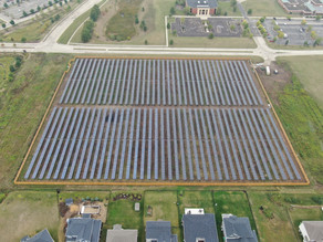 GRNE completes 2.1-MW Adjustable Block Program solar project for Kendall County, Illinois