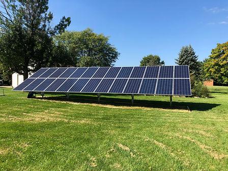 GRNE Solar - Ground Mount - Solar - Inst