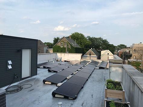 GRNE Solar Residential Solar Installation