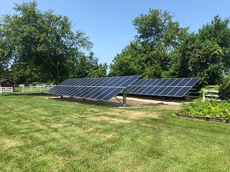 GRNE Solar - Ground Mount - Wonderlake