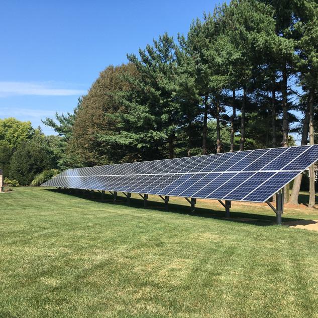 GRNE Solar Residential Installation