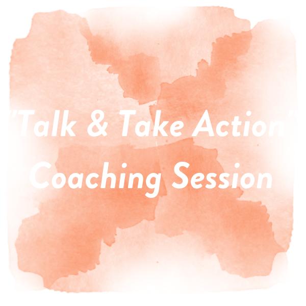 x1 Coaching Session (60 min)