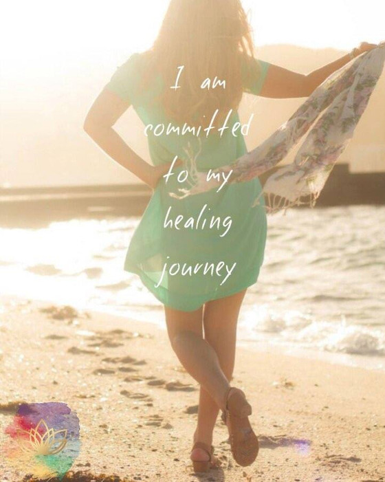 What has commitment got to do with healing from narcissistic abuse?