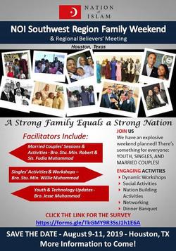 SW Region Family Weekend!