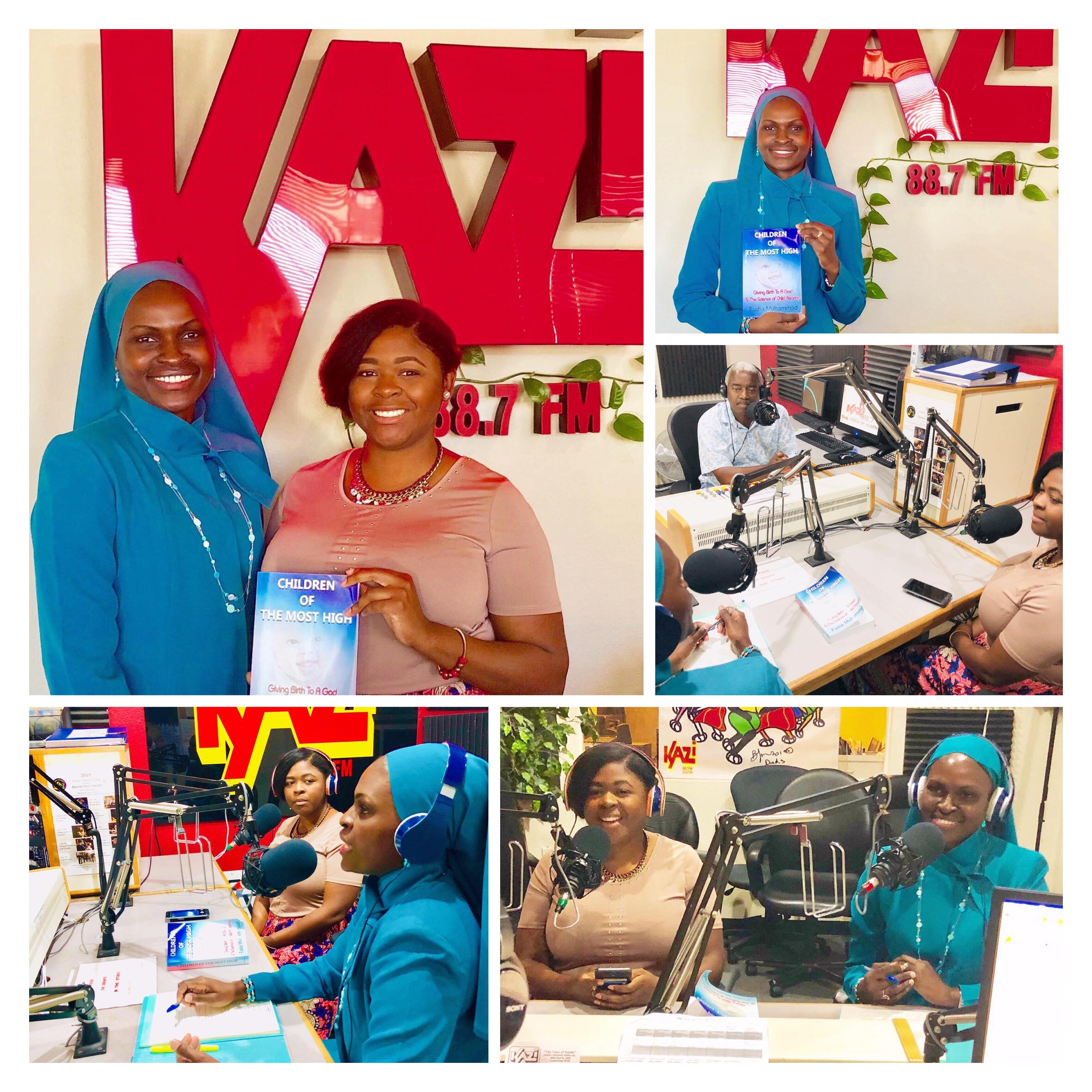 KAZI 88.7 FM Austin