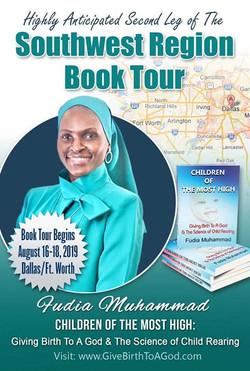 Book Tour: Second-leg!