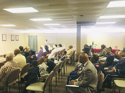 Sunday Meeting:  Oklahoma City