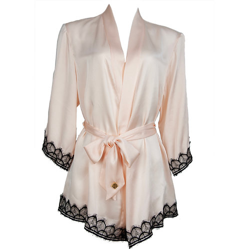Marée Gown Pink