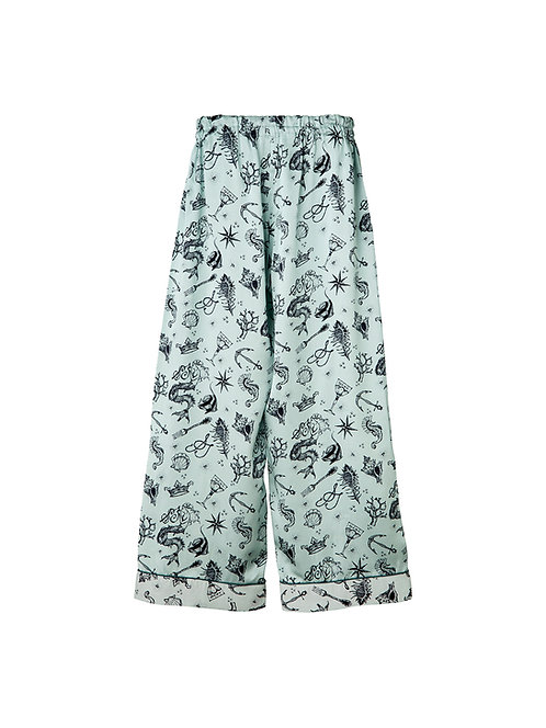 Mermaid PJ Pants Men's