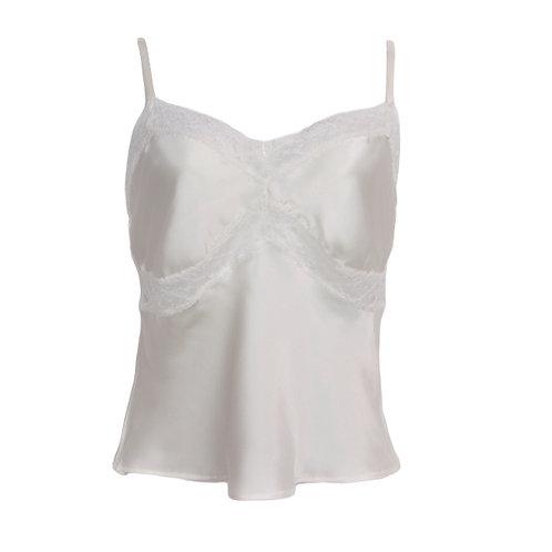 FADE camisole pure white