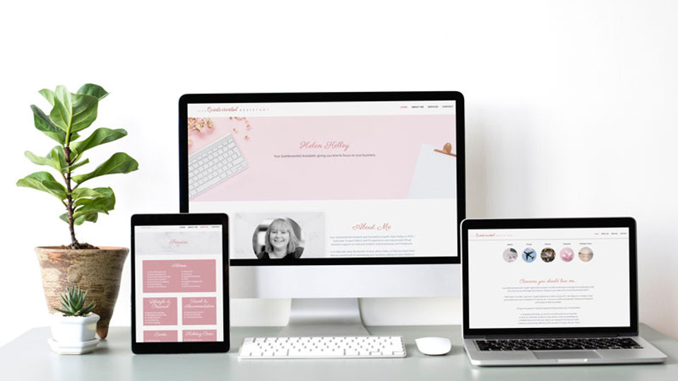 Website - Your Quintessential Assistant