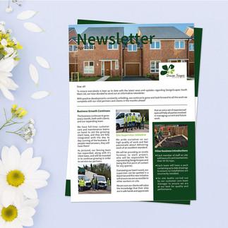 Newsletter - Designscapes