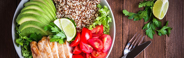 optomizing fat loss with a health salad.