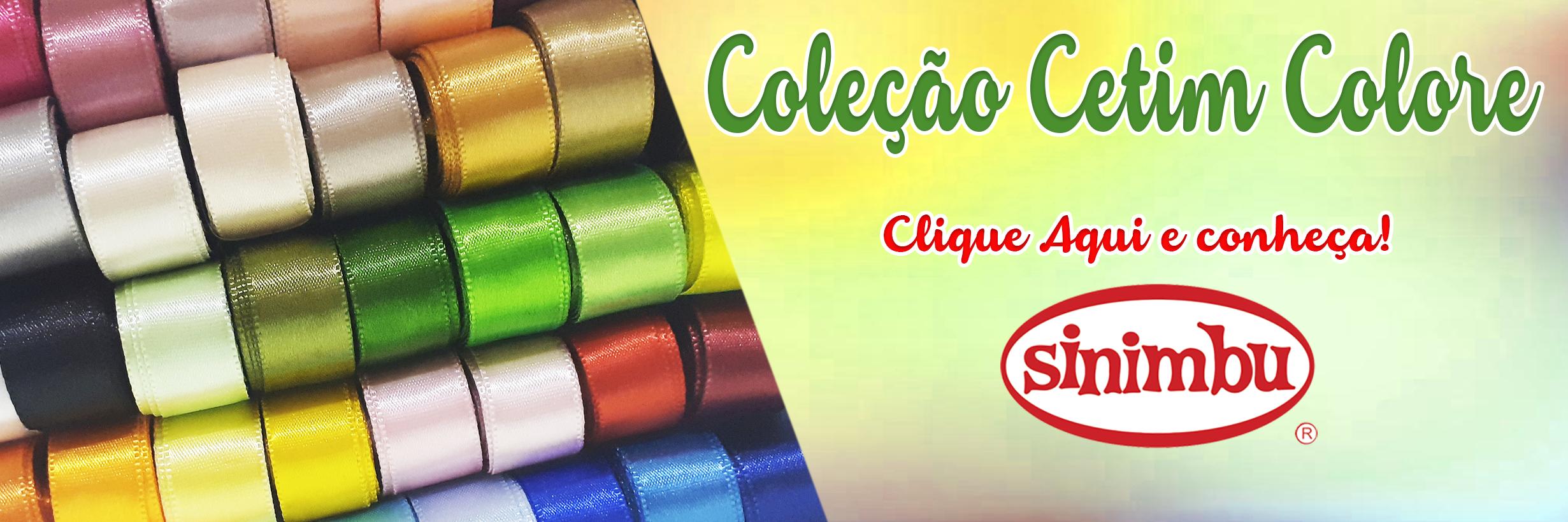 Coleção Cetim Colore