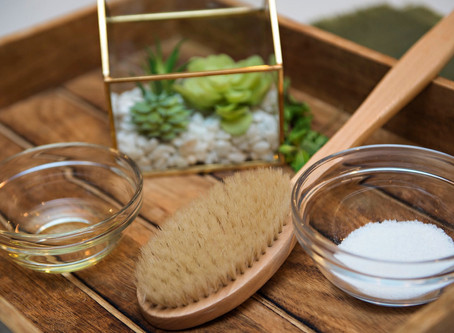 How-To: Dry Brushing in Postpartum