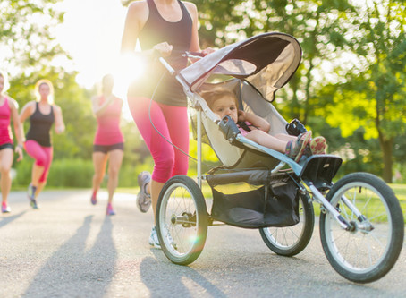 The 4 biggest mistakes women make when getting back to exercise in postpartum