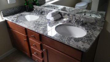 Cold Spring Granite Bath Vanity