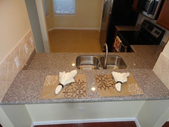 Afffordable 2cm Granite Countertops