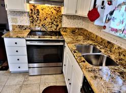 Persa gold Granite Countertops Jacksonvi