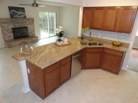 Giallo Ornamental granite quality countertops