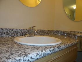 Affordable granite bath vanity Orange Park_FL