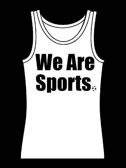 We Are Sports Tank Top