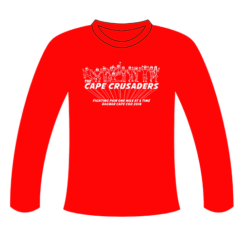 Cape Crusaders Long Sleeve