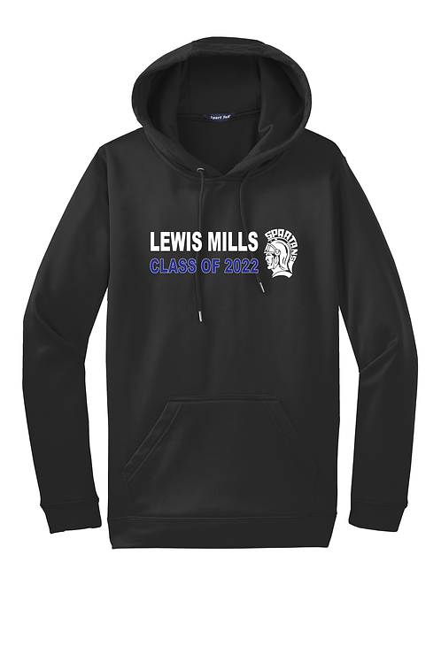 Polyester LSM Class of 2022 Hoodie