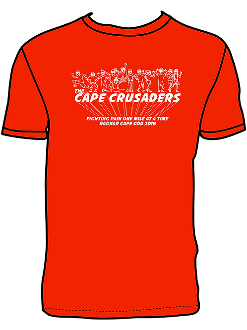 Cape Crusades T-Shirt