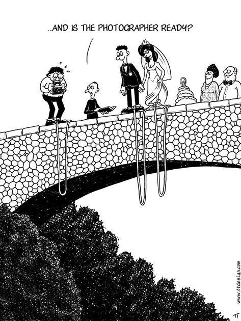 The Bungy Wedding
