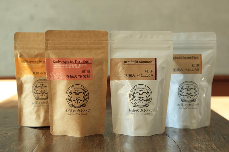 紅茶(在来種 べにふうき)