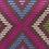 Thumbnail: D-64 Medium dark-brown shoulder bag with woven pocket