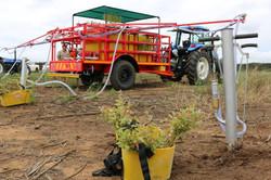 GP 3000 Hydro-Gel Planter