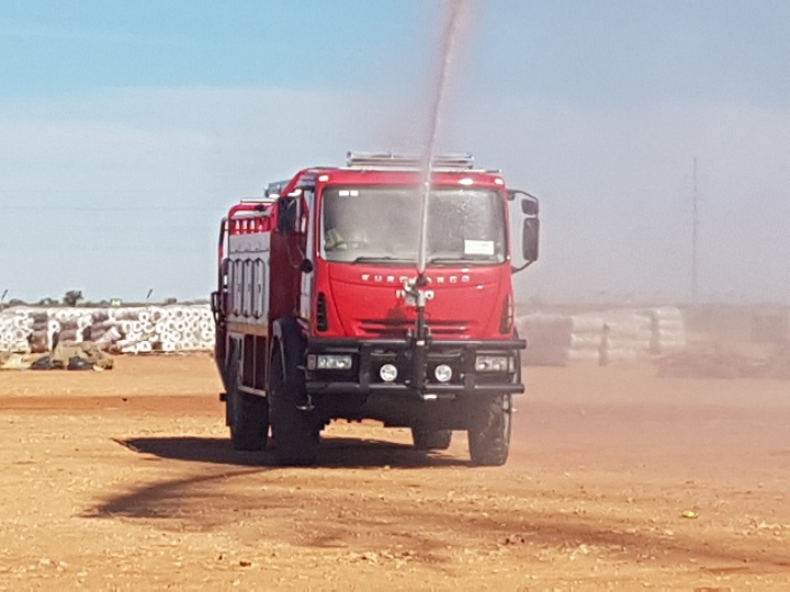 ANCO Industrial Fire Truck 2