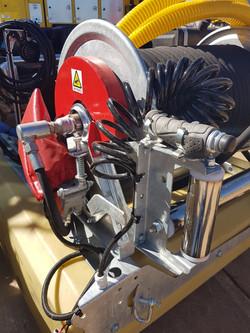 Skid Unit - electric rewnid